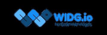 Widg.io logo