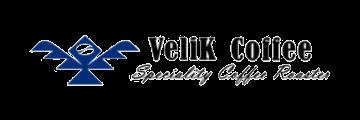 VeliK Coffee logo