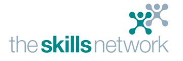The Skills Network logo
