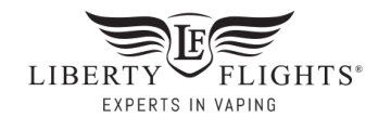 Liberty Flights logo